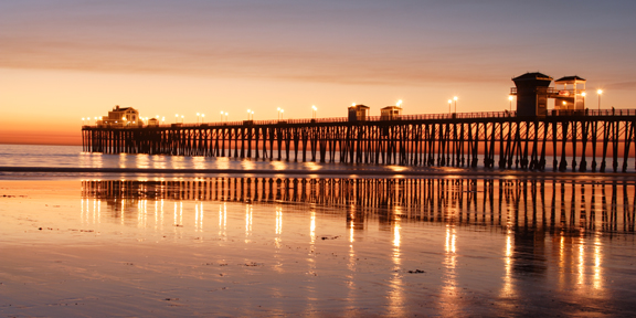 Oceanside-Pier-Night